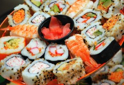 Где найти хорошие суши в Одессе