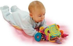 Развивающие игры с ребенком в 3-6 месяцев