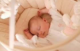 Сон новорождённого ребёнка