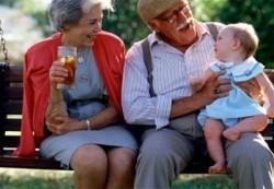Должны ли бабушки и дедушки воспитывать ребёнка?