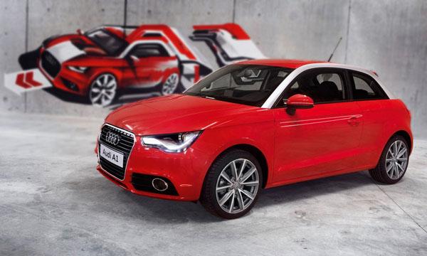 Компактные хэтчбэки Audi A1 и Citroёn DS3 – вдаваясь в детали