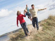 Полная семья защищает детей от психических проблем