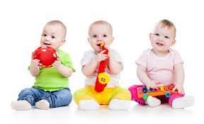 Музыкальное развитие ребёнка до года