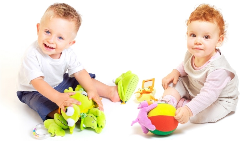 Значение игр в развитии ребенка