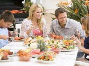 Детям необходимы семейные обеды