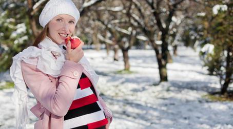 «Зимняя» беременность