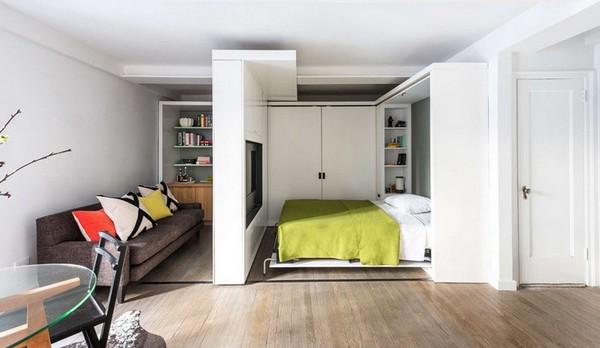 Как сделать маленькое помещение более просторным