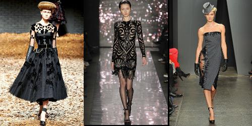 Как приглушить яркость платья с блестками?