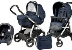 Детские коляски и стульчики для кормления – непременные спутники первых лет жизни