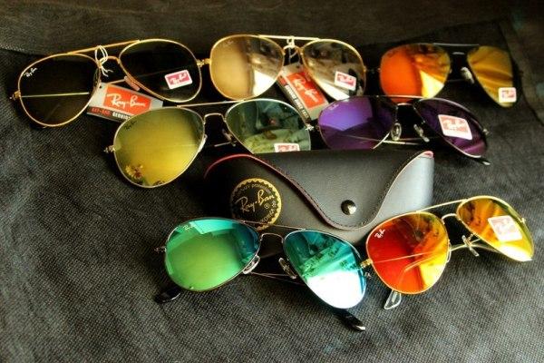 Солнцезащитные очки Ray Ban Wayfarer в suniglass: модно, стильно, удобно и полезно