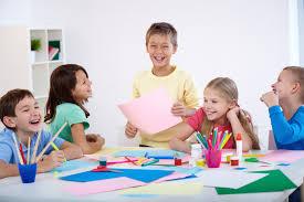 Развивающий детский клуб