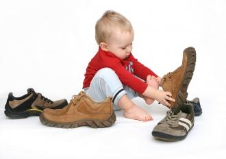 Как выбирать обувь для ребёнка