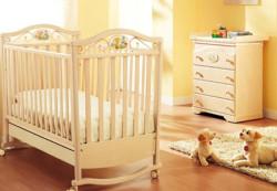 Как выбрать кроватку для младенца