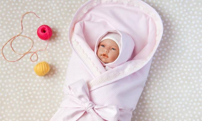 Летние конверты на выписку для новорожденных
