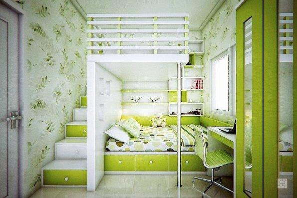 Как обустроить комнату для двоих детей