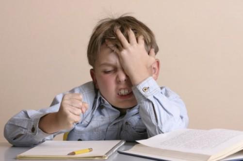 Как бороться с нервозность у детей.