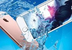 iPhone после встречи с водой