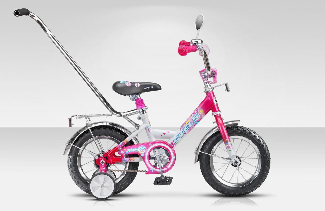 Надежные и яркие детские велосипеды «Stels Arrow 12»
