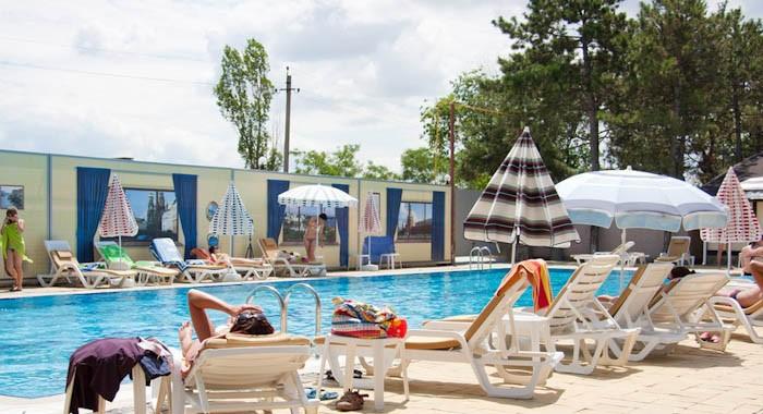 Отель «Мар Ле Мар Клуб»