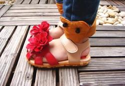 Детская обувь. Жизнь детской обуви