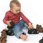 Ортопедическая обувь для малыша