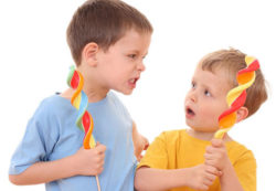 Детская агрессивность в возрасте до 6 лет