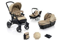 Подходящая коляска для новорожденного