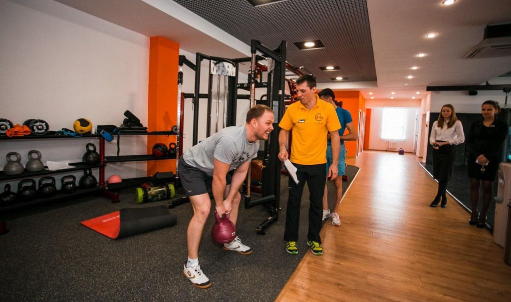 Преимущества функционального фитнеса