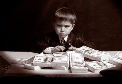 Дети богатых и бедных: кому чего не хватает?