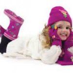 Детская одежда. Обувь для ребенка