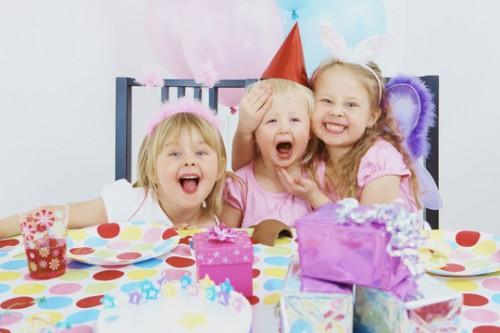 Места и способы организации детских праздников в Нижнем Новгороде