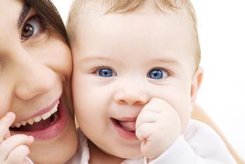 Режим для мамы и ребёнка