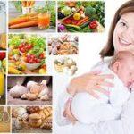 Питание кормящей мамы при аллергии у ребенка
