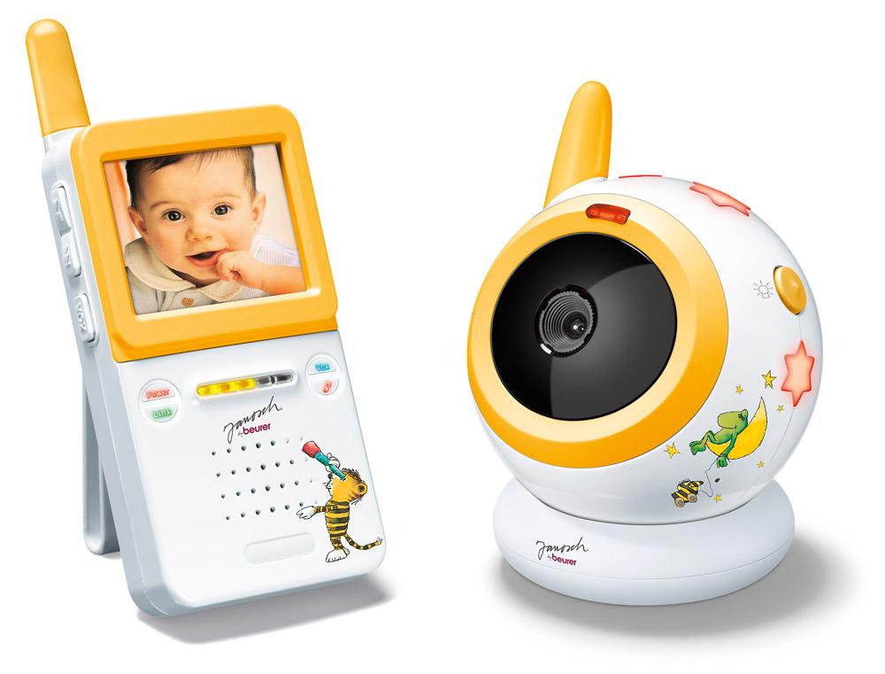 Радионяня – круглосуточное наблюдение за малышом