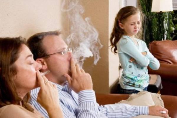 Никотиновая зависимость и наши дети