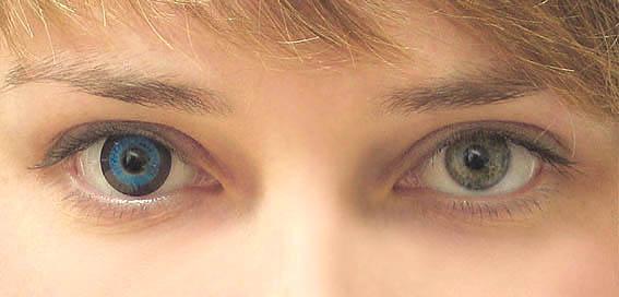 Цветные контактные линзы: для тех, кто жаждет изменений