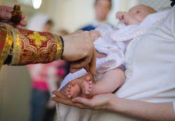 Вопросы о крестинах ребенка