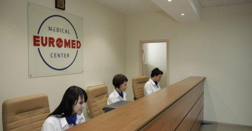 Медицинский центр «Euromed» и его отделения