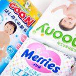 Японские подгузники – секрет популярности