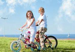 Велосипеды – источник веселья и огромной пользы