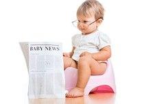 Как приучить малыша к горшку — четыре игры