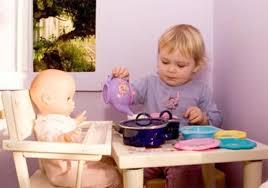 О выборе игрушек для малышей до 2 лет