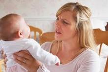 Синдром тряски младенца. Будьте осторожны!