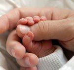 Что с ногтями у малыша?