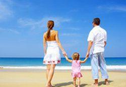 Мифы об отдыхе с детьми