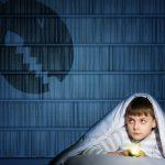 Страх темноты у детей: что делать