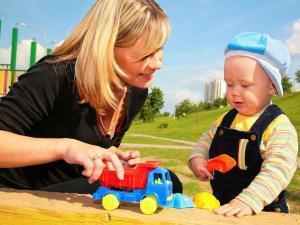 Как развить правильную речь у ребенка