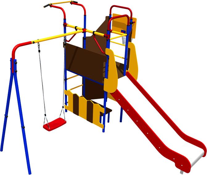Детская площадка на даче: особенности