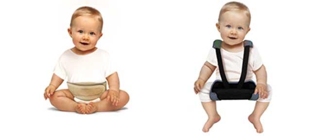 Детские бандажи и корректоры осанки