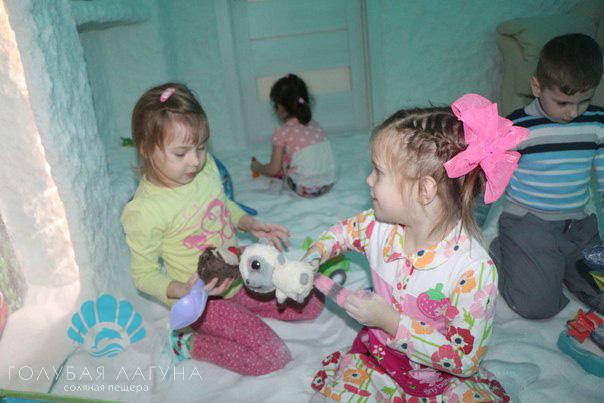 В чем польза галотерапии для детей?
